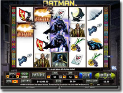 アメリカンコミックのバットマン