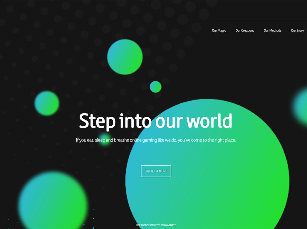 マイクロゲーミング公式web