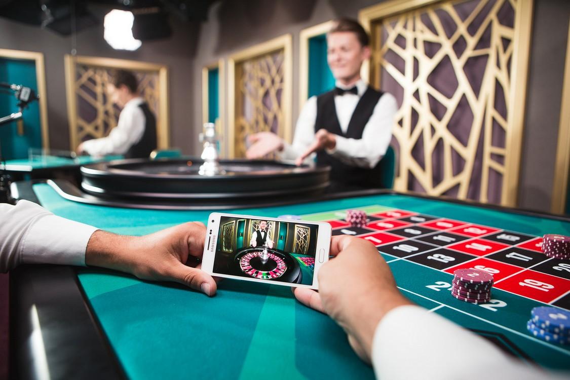 自宅でネットカジノ