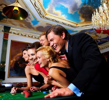 カジノのイメージ
